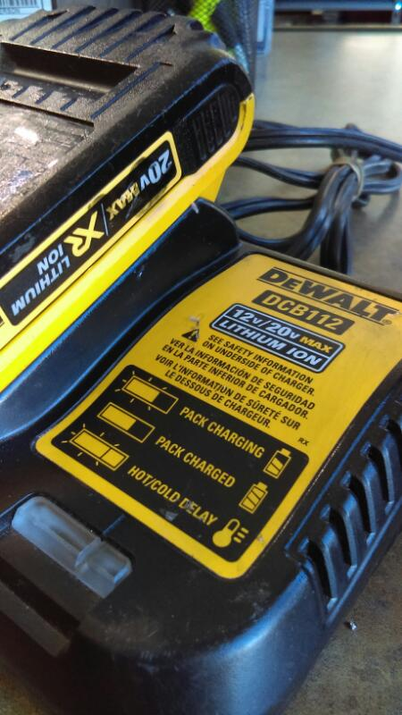 DEWALT IMPACT & DRIVER 20V SET