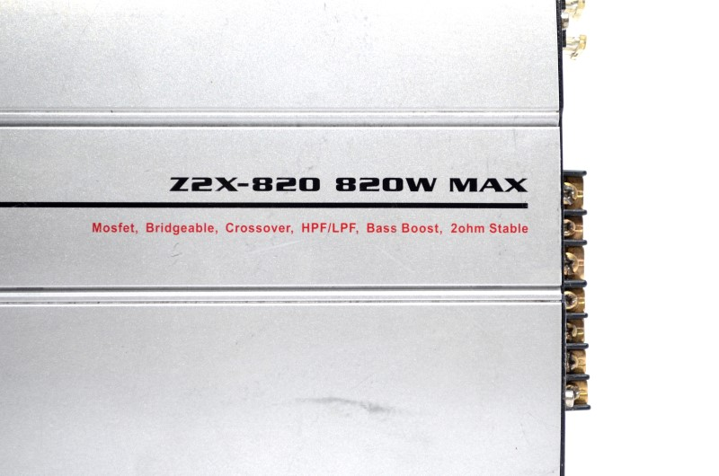 SPL Series II Z2X-820 Car Amplifier 820W Max 2 Channel AS-IS>
