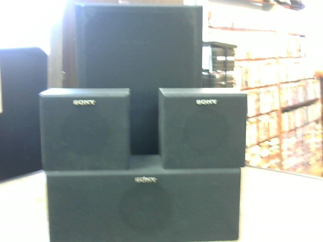 SONY Speakers/Subwoofer SS-CN107