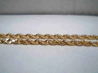 "20"" Gold Chain 14K Yellow Gold 12.2g"