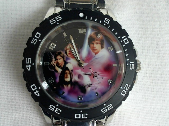 ACCUTIME Gent's Wristwatch STAR WARS