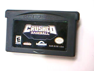 NINTENDO Nintendo GBA Game CRUSHED BASEBALL