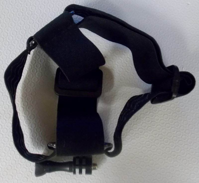 GOPRO HERO 2 CAMCORDER WITH EXTRAS IN CASE