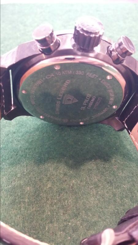 SWISS LEGEND Gent's Wristwatch SL PILOT