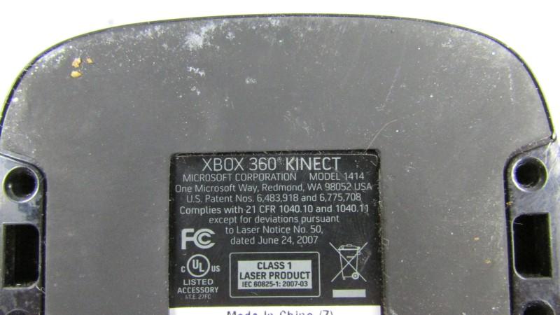 XBOX 360 KINECT SENSOR - 1414