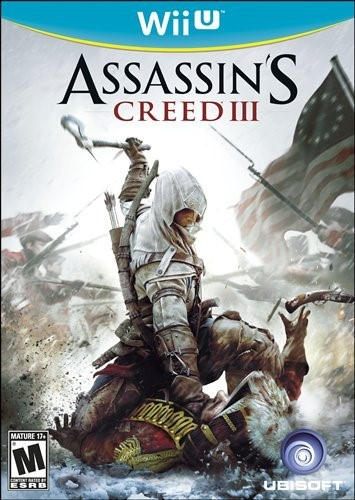 Nintendo Wii U Game ASSASSIN'S CREED III