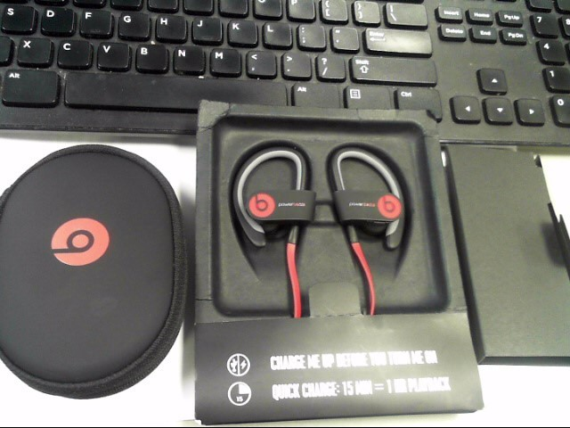 BEATS AUDIO Headphones POWER BEATS 2