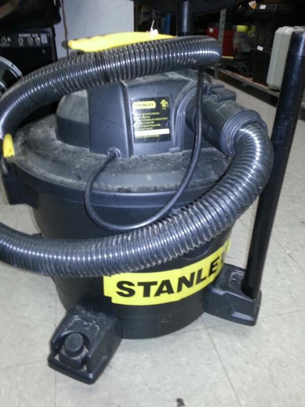 STANLEY Vacuum Cleaner SHOP VAC 8200520