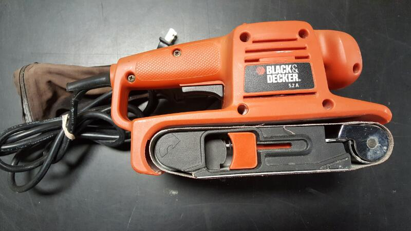 BLACK&DECKER Belt Sander BR300 SANDER