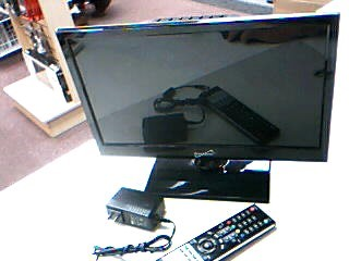 "SUPERSONIC TV Flat Panel Television SC-1511 15.6"" TV"