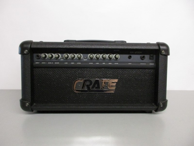 CRATE GX-1200H 120W GUITAR HEAD