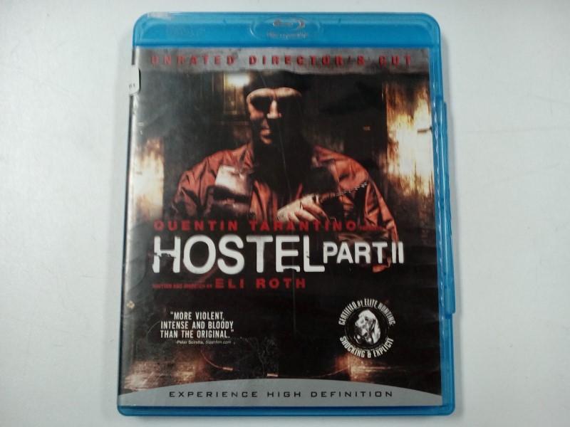 HOSTEL, PART II HORROR BLU-RAY MOVIE, DIRECTOR'S CUT(2012)