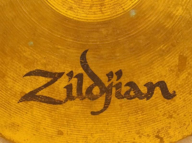"""ZILDJIAN ZBT 14"""" HI HAT CYMBALS, TOP AND BOTTOM"""