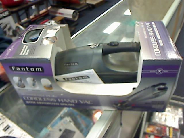 FANTOM Vacuum Cleaner FM26K