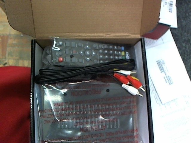 NAXA Digital Media Receiver NT-52