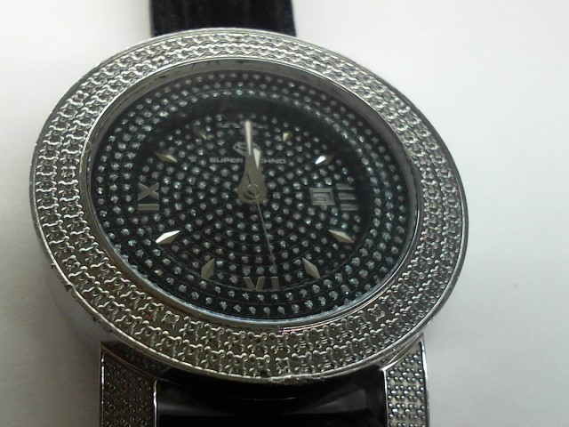 SUPER TECHNO Gent's Wristwatch I-5095