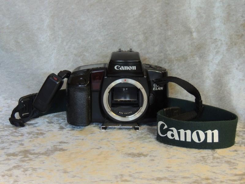 Canon EOS ELAN 35mm Camera Body, Great Condition