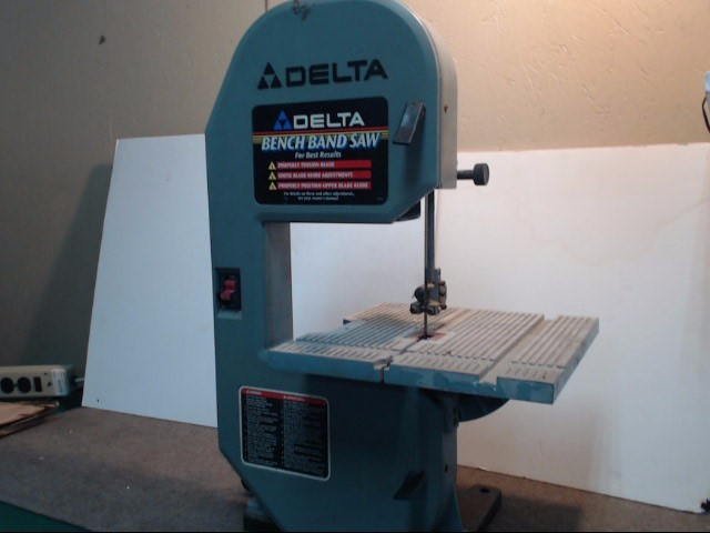 DELTA TOOLS Band Saw 28-185 BENCHTOP