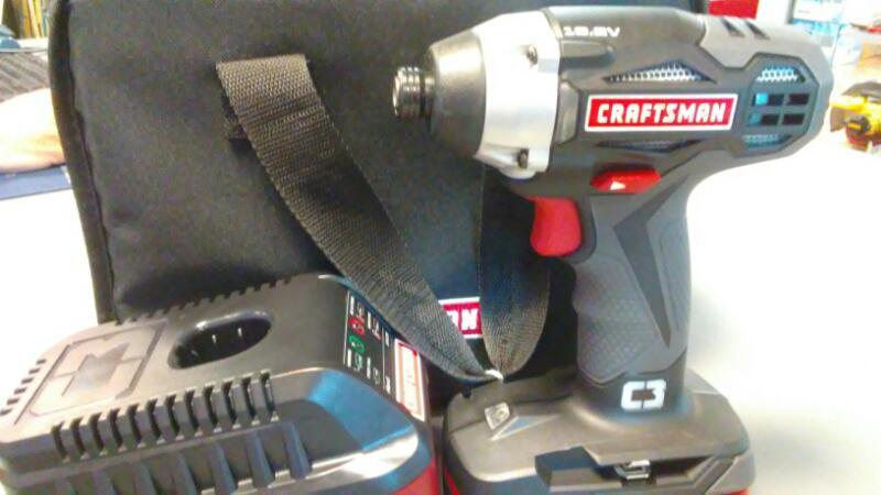 CRAFTSMAN Cordless Drill 5727.1