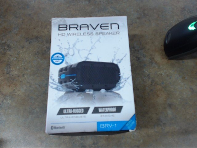 BRAVEN Speakers BRV-1 WIRELESS SPEAKER