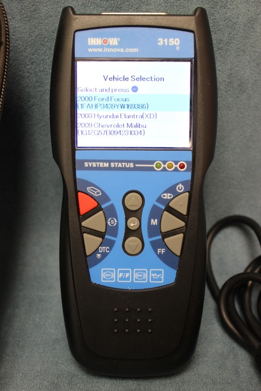 Equus 3150 Innova ABS+Professional Diagnostic Code Scanner