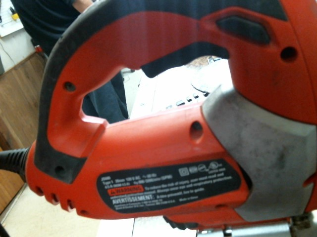 BLACK&DECKER Jig Saw JS600 JIG SAW