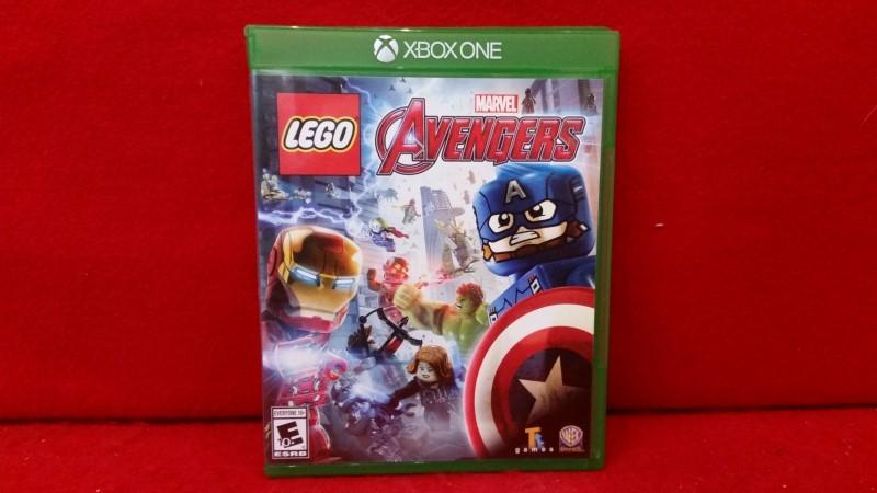 LEGO Marvel's Avengers (Microsoft Xbox One, 2016)