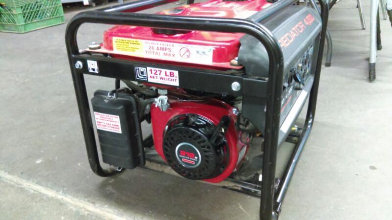 Predator 4000 6.5 Hp (212cc) Gas Generator