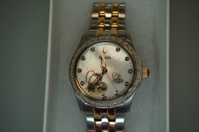BULOVA Lady's Wristwatch C677729