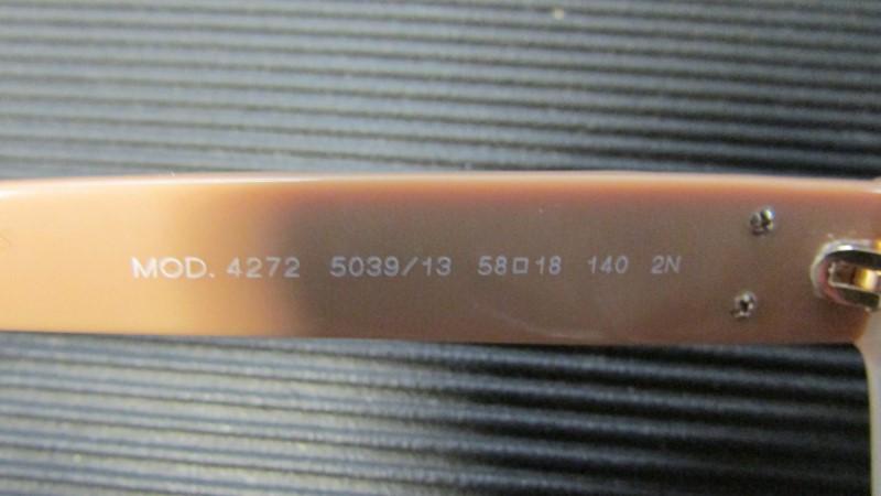 GIANNI VERSACE Sunglasses 4272 SUNGLASSES