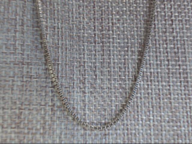 "18"" Silver Chain 925 Silver 4.28g"