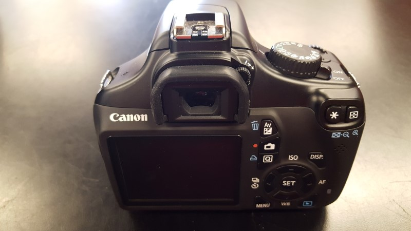 CANON Digital Camera EOS REBEL T3