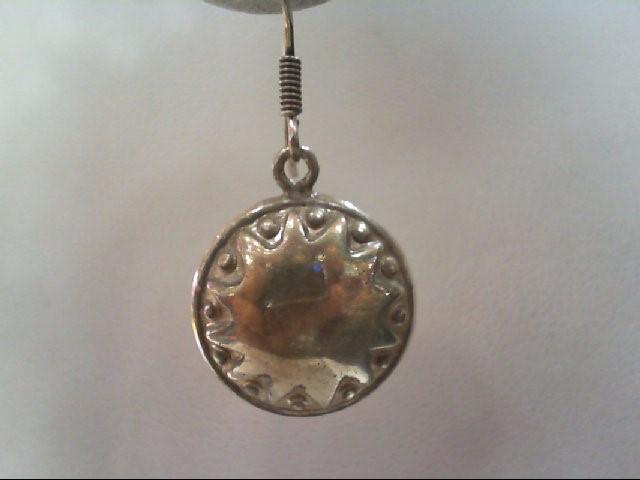 Silver Earrings 925 Silver 5.4g
