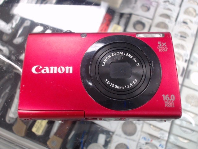 CANON Digital Camera POWERSHOT A3400 IS
