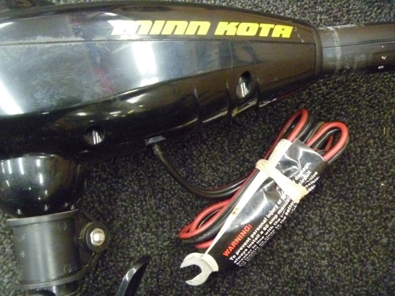 "MINN KOTA ENDURA 30-LB. THRUST TROLLING MOTOR WITH 30"" SHAFT"