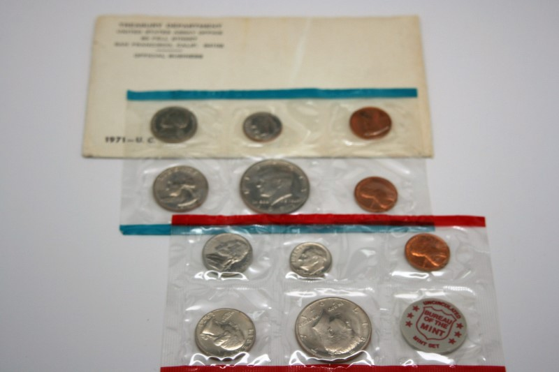 UNITED STATES 1971 PROOF SET