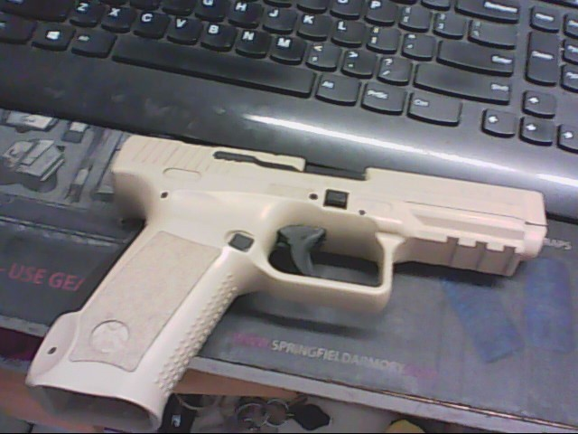 CENTURY INTERNATIONAL ARMS Pistol CANIK TP9SA
