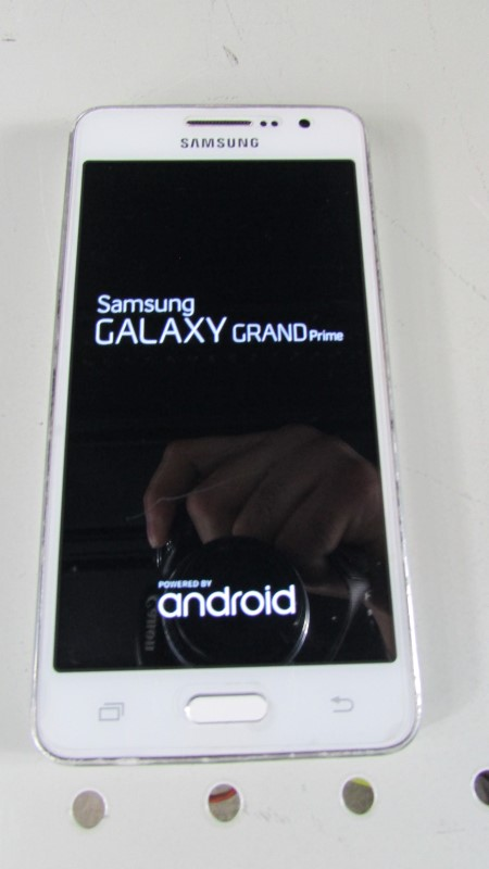 "SAMSUNG GALAXY GRAND PRIME - SAMSUNG ACCOUNT LOCKED ""SEE DETAILS"""