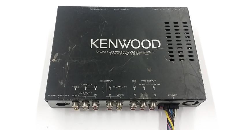KENWOOD KVT-717DVD STEREO, BRAIN MODULE, MAIN CORD, HARNESS