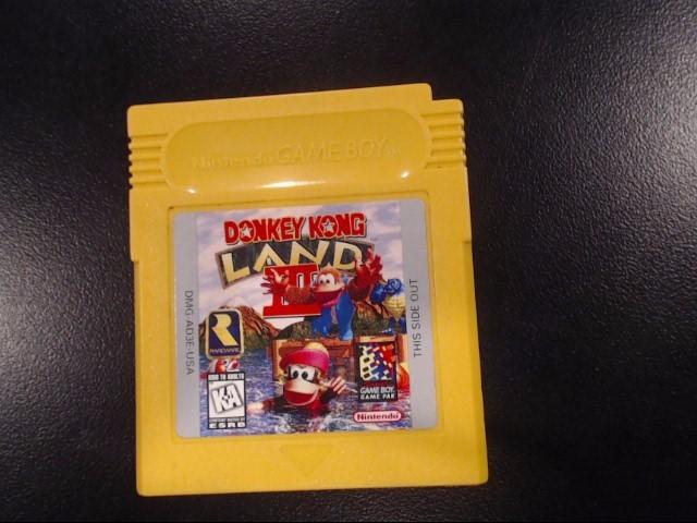 NINTENDO Nintendo GBA Game DONKEY KONG LAND III