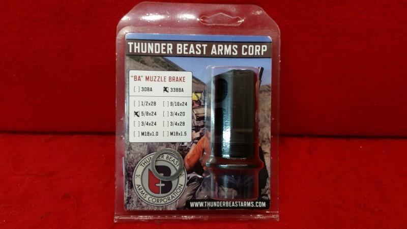 Thunderbeast Arms Ultra 338 Muzzlebrake - 5/8x24