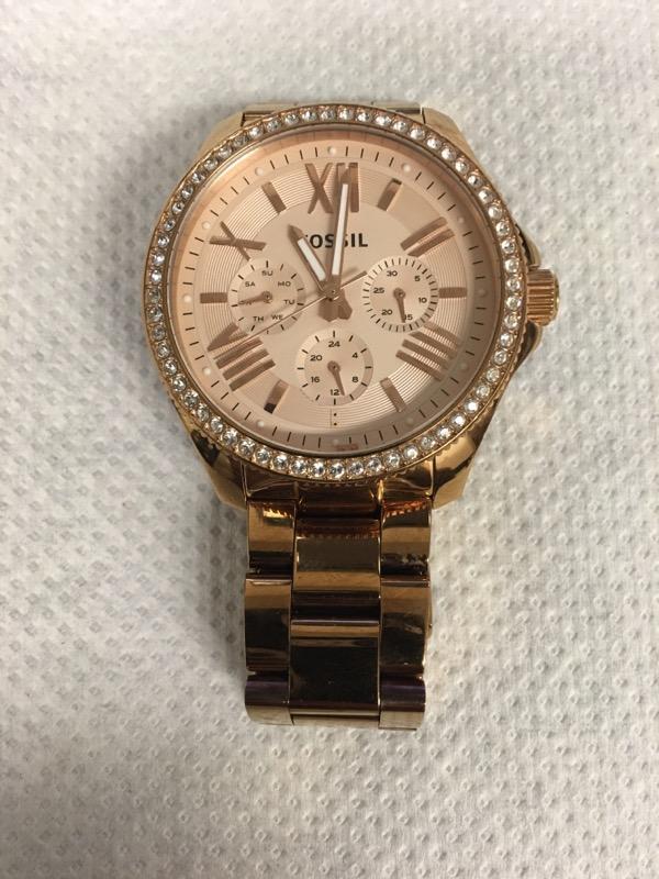 FOSSIL Lady's Wristwatch AM-4483