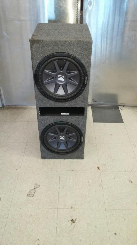 KICKER Car Speakers/Speaker System COMP VR