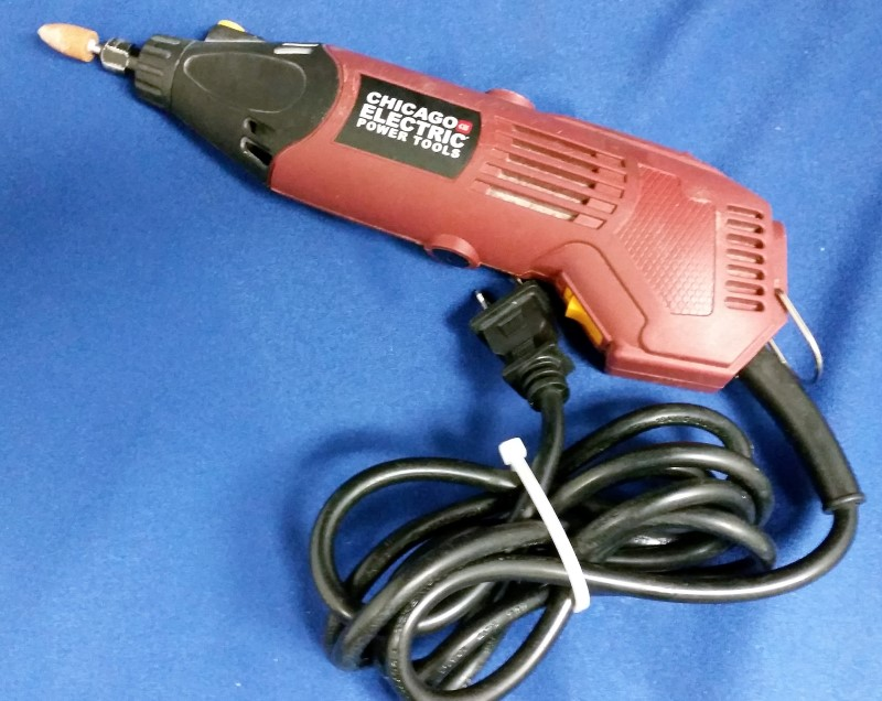 CHICAGO ELECTRIC ROTARY TOOL 60713