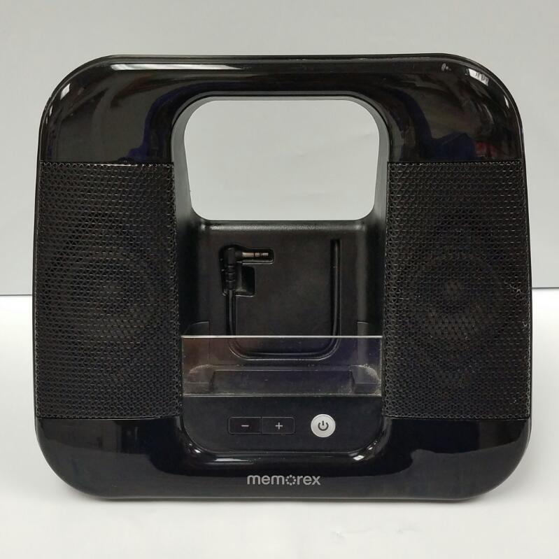 MEMOREX IPOD/MP3 DOCK ML410BK