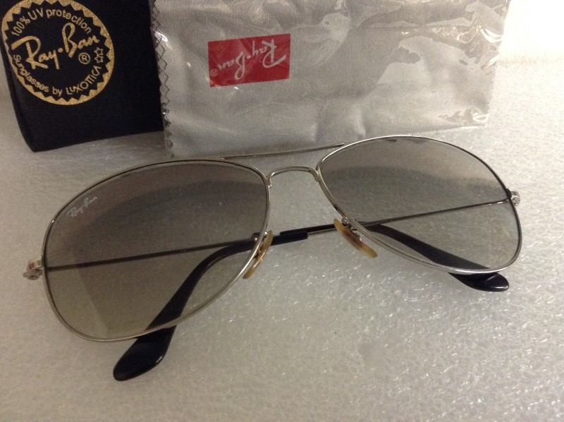 RAY-BAN Sunglasses RB3362 COCKPIT