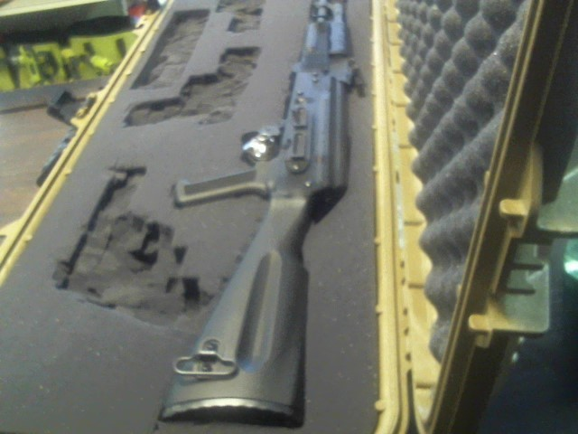 INTER ORDNANCE - IO Rifle SPORTER AK 47
