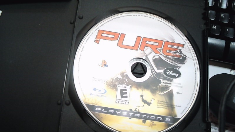 SONY Sony PlayStation 3 Game PURE