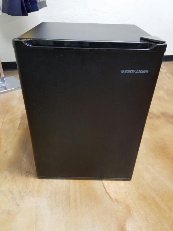 BLACK&DECKER Refrigerator/Freezer NSA30LACG