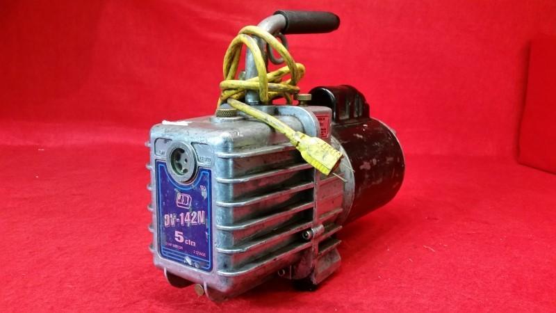 JB DV-142N 5 CFM 2 Stage Platinum Vacuum Pump